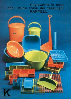 Necessary #124. Kartell: the Culture of Plastics | Klatmagazine