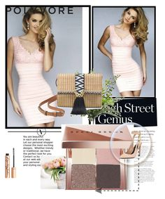 """""""Cocktailkleider online bestellen"""" by johnnymuller on Polyvore featuring Stella & Dot, Bobbi Brown Cosmetics, Charlotte Tilbury and Tom Ford"""