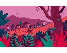 Illustration by Miguel Porlan.