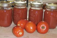 Spicy homemade ketchup recipe. Homemade condiments are the best.