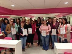 Another group have completed our nail course. Nail Courses, Us Nails, Group