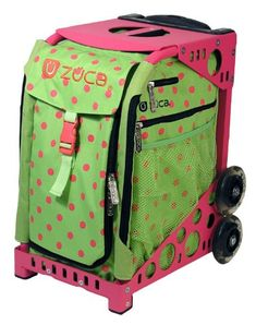 66331e63f4 Zuca Bag Spotz Pink Frame -- To view further for this item