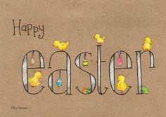 Happy Easter_Illu-Straver 1