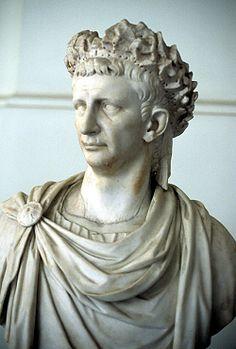 Empereur romain TIBERE  de 14 à 37