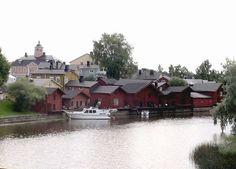 Poorvo, Finland