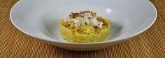 Filet de poisson et son riz aux légumes façon risotto - Cooking Therapy