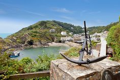 The lovely little fishing village of Polperro,  South Cornwall  www.holidaycottages.co.uk/cornwall/south-cornwall/polperro  #holidaycottages