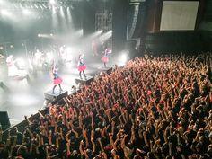 赤ミサ-II一体感がスゴかったDEATH!!心がひとつに!!We are!!#BABYMETAL #赤ミサ