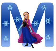 Abecedario Frozen (14)
