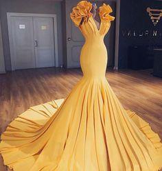 Long Prom Dresses Yellow Prom Dresses Prom Dresses V-neck V-Neck Prom Dresses Prom Dresses Mermaid Prom Dresses 2019 V Neck Prom Dresses, Mermaid Prom Dresses, Cheap Prom Dresses, Wedding Dresses, Dress Prom, Prom Gowns, Long Dresses, Dress Long, Party Dress