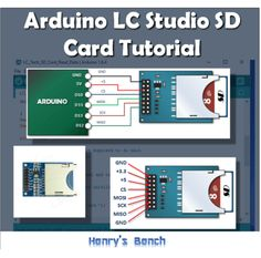 Arduino Low Cost SD Card The LC Studio SD Card module allows you to add data storage capability to your Arduino for about three bucks. Its been around a while so there are plenty of internet reso…