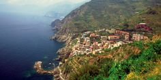 Sometimes in life, reality lives up to the ridiculously-idealised visions you may have nurtured in daydreams for years. Cinque Terre - a cluster of five picturesque historic villages...