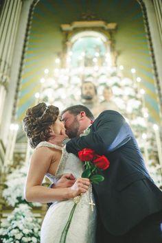Casamento de Flávia e Marcel {Fotografia: Carlos Leandro}