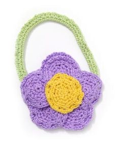Child's Blossom Purse