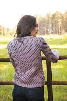Poua Pullover Pattern - Knitting Patterns and Crochet Patterns from KnitPicks.com by Edited by Knit Picks Staff