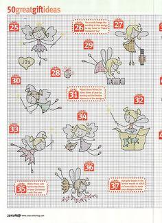 Gallery.ru / Фото #14 - Cross Stitch Crazy 106 декабрь 2007 - tymannost