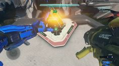 Halo 5 Forge on PC Gameplay