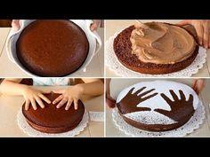TORTA di COMPLEANNO per BAMBINI RICETTA FACILE - Birthday Nutella Chocolate Cake easy recipe | Fatto in casa da Benedetta