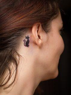 AD-Minimalistic-Cat-Tattoos-34.jpg (605×808)