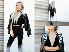I need to buy some black skinny jeans and ombre them as I can t find them  anywhere. fc34cd66ca380