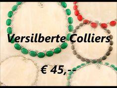 Versilberte Colliers Koralle, Achat, Onyx und Opalit. Ausgesuchte Schmuckstücke und Geschenkideen finden Sie in unserem Shop! Necklaces, Bracelets, Pendants, Joy, Pendant Necklace, Gift Ideas, Gifts, Jewelry, Coral Jewelry