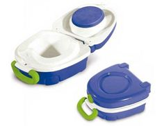 My Carry Potty - I am not excited about the idea of this, but....could be helpful to have in a year and a half or so