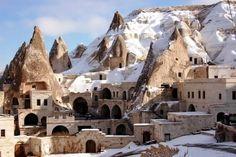 Gamarisu Cave Hotel, Cappadocia, Turkey