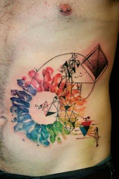 awesome Watercolor t