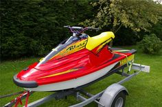 Yamaha Wave blaster mk1 Twin Carb Cool Boats, Jet Ski, Mk1, Water Crafts, Yamaha, Twin, The Past, Motorcycles, Fishing