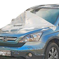 Gro�er Universal Winter Frostsicherung Auto Windschutzscheibe Cover/Displayschutzfolie.