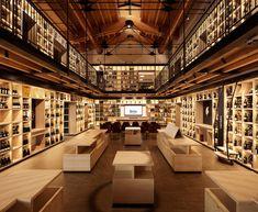 """""""Ferro Beverage & Co"""": una Tinozza nella biblioteca del vino"""