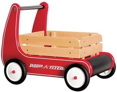 Radio Flyer Wagon - Classic Walker. Great gift idea for the little one!