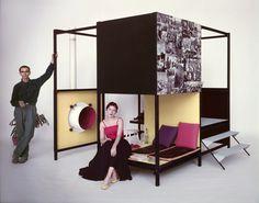 Ken Isaacs cranbrook living structure - Google Search
