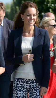 Prince William and Duchess of Cambridge visit the Isles of Scilly