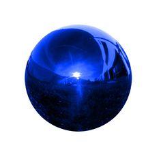 Jeff Koons Shares His Inspirations  - Jeff Koons Gazing Ball