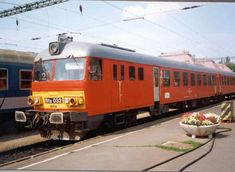 Btx 000: vezérlőkocsi az MDmot poggyászteres dízelmotorvonat-sorozathoz (zárt szerelvényként közlekedik), 000-039 pályaszámokon Commercial Vehicle, Locomotive, Vehicles, Car, Locs, Vehicle, Tools