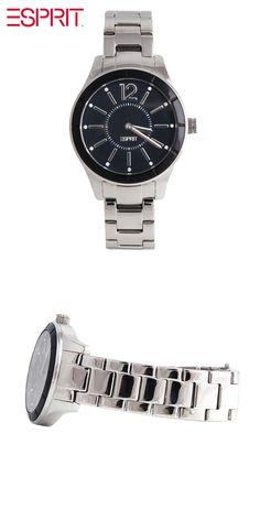 ESPRIT ladies fashion all-match Black Dial Watch ES105712004