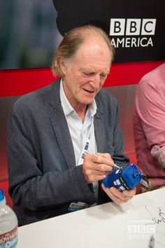 David Bradley (Argus Filch) Now