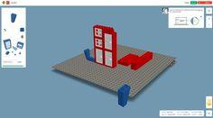 become a digital architect with google build: a chrome experiment with LEGO - designboom | architecture & design magazine