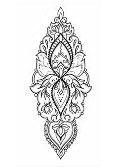 Tattoo linker Arm April - Mandala tattoo - You are in the right place about Mandala Henna Tattoo Designs Arm, Lace Tattoo Design, Mandala Tattoo Design, Henna Tattoos, Tattoo Sleeve Designs, Henna Designs, Flower Tattoos, Body Art Tattoos, Henna Arm
