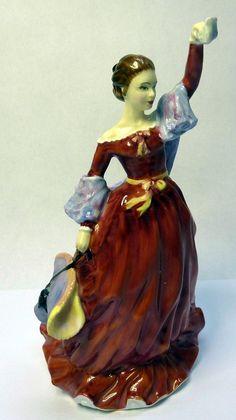 A Royal Doulton figure, Fond Farewell, HN3815, height 21cm