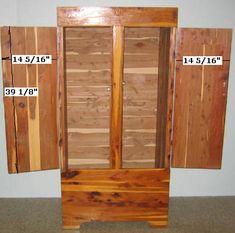 Free Armoire Wardrobe Closet Plans - How to Build A Wardrobe Armoire Closet