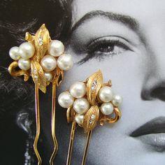 ohfaro wedding hair jewelry accessories     Looks great!