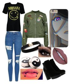 """""""Untitled #157"""" by justmekissy on Polyvore featuring Topshop, Boohoo, Dorothy Perkins and Hogan"""