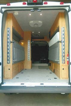 Ideas For Camper Van Conversions(32)
