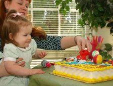 Urodziny dziecka-zabawy