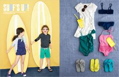 love these cardboard surfboards--maddox's room