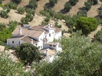cortijo de fe - montefrio   Wonderful Casa Rural amid the olive fields and medieval Spain.  Sleep like a baby after hammam and delicious Moroccan food.