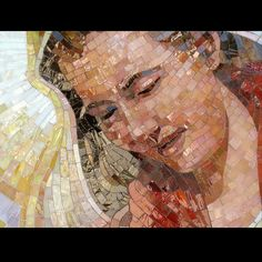 Mia Tavonatti Mosaics by svelata, via Flickr