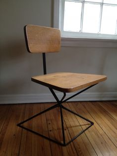 Luther Conover chair  He was a self-taught furniture designer and from California.